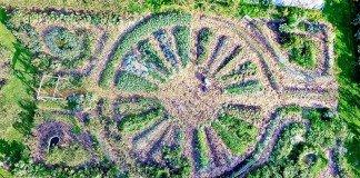 Progetto di Permacultura La fattoria biologica du Bec Hellouin, Normandia Francia