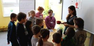 Bambini permacultura repubblica ceca