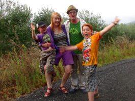 Genitori permacultura bambini