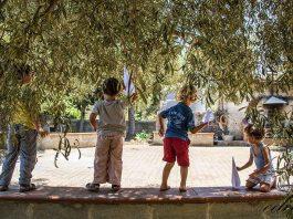 casetta asilo bosco siracusa sicilia