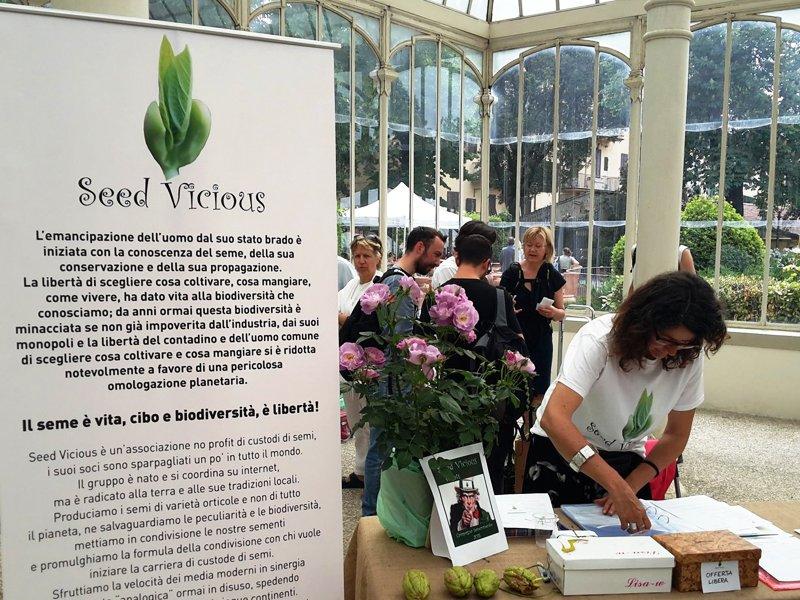 seed vicious biodiversità