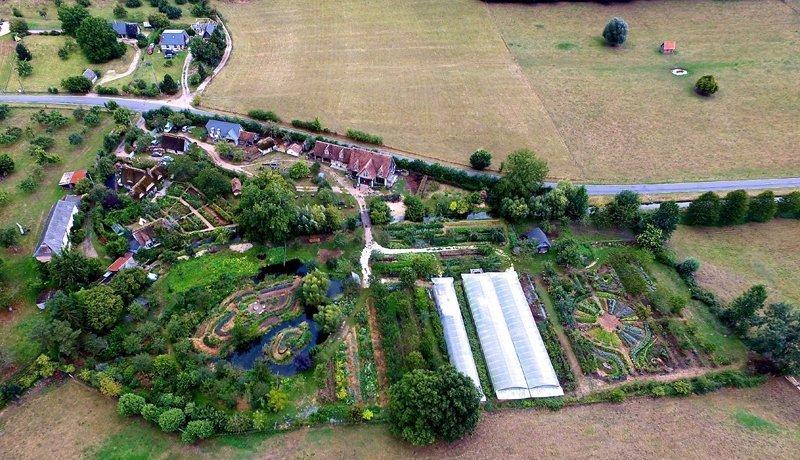Fattoria du Bec Hellouin Normandia permacultura