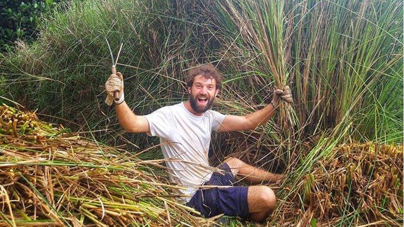 Australia Eros Cerutti permacultura