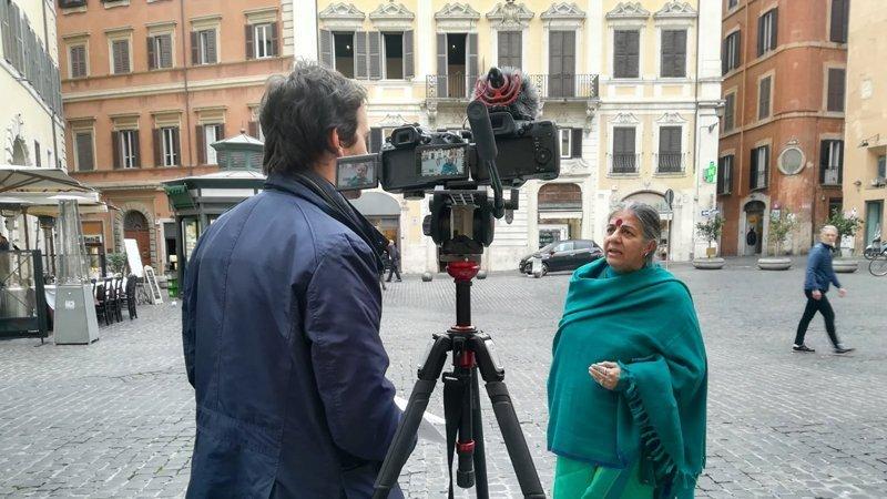 Vandana Shiva Xylella Favolosa
