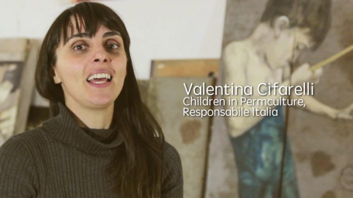 Valentina Cifarelli permacultura Bambini