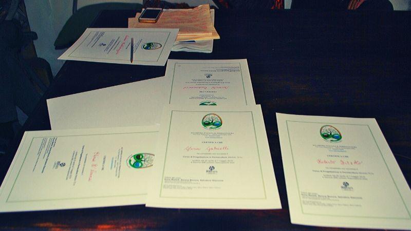 certificato permacultura sicilia
