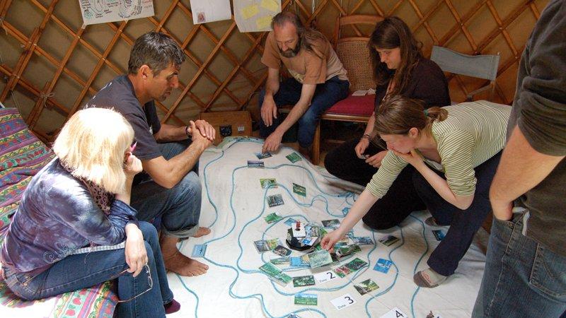 mappatura permacultura pandemia