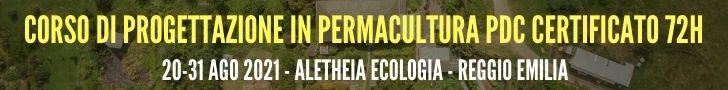 Corso di Progettazione in Permacultura PDC 72h Certificato 20 - 31 Agosto 2021
